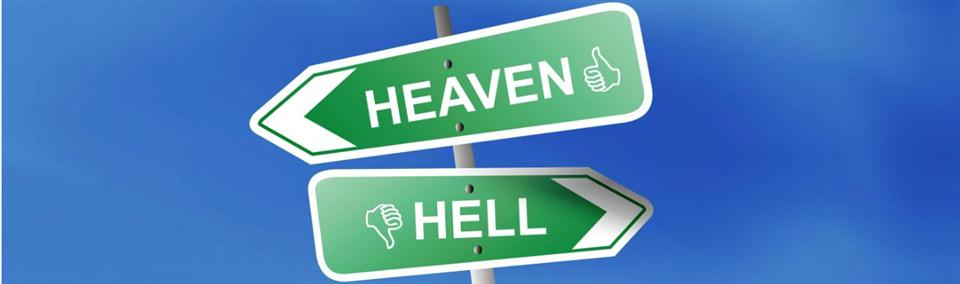 Going To Heaven?